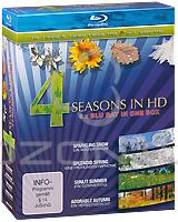 Four Seasons (4 Blu-ray)